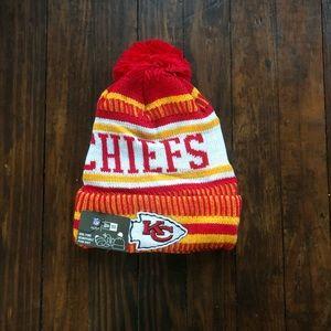Kansas City Chiefs Winter Hat